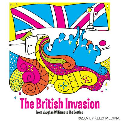 British  Invasion by Kelly Medina
